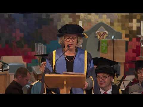 Chelmsford Graduation Ceremony (11am), Wednesday 9 October 2019