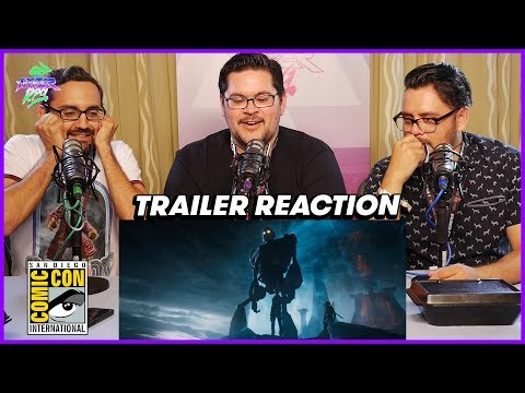 Ready Player One - SDCC Teaser Reaction