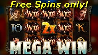 A Dark Matter free spins only compilation!