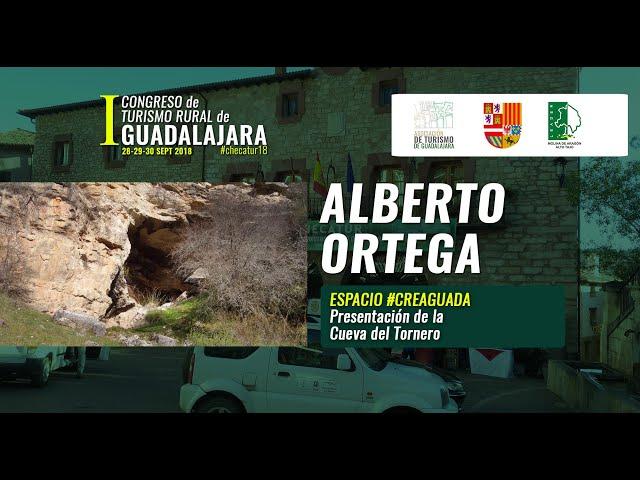 #checatur18 - Alberto Ortega - Cueva del Tornero