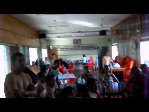 sandakan fishing( tongkang)association dragon boat team残兵老将...