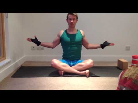 Forrest Yoga Asana - Shoulder Shrugs