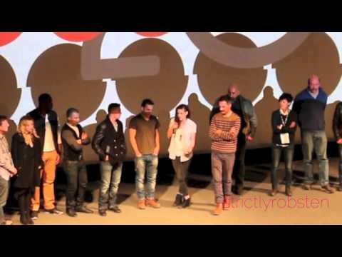 Kristen Stewart at 'Camp XRay' Q&A at Sundance