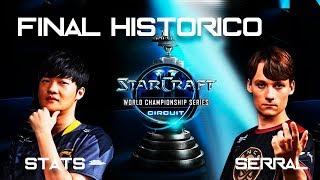 LA MEJOR FINAL EN LA HISTORIA DE STARCRAFT 2