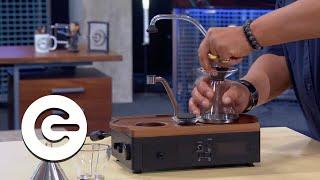 Unboxing the Barisieur - the Alarm Clock Coffee Machine