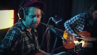 Blue Rose Code - 'I Will Lay You Down' - Live At The Silk Mill Studio
