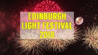 WOW !! Is This for Real ?? Spectacular Firework Show || Edinburgh International Festival 2018