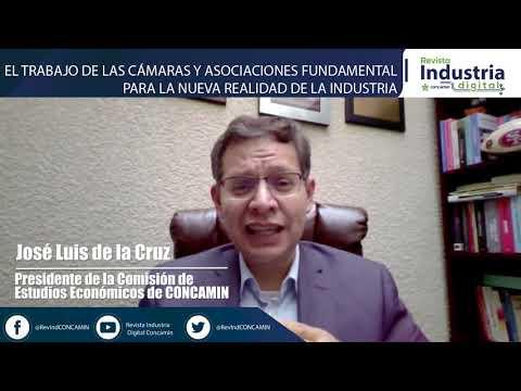 EL TRABAJO DE LAS CAMARA Y ASOCIACIONES FUNDAMENTAL PARA LA NUEVA REALIDAD DE LA INDUSTRIA