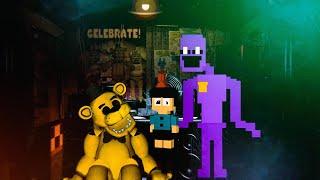 METIENDO un ALMA dentro de GOLDEN FREDDY | Five Nights at Freddy's: Killer in Purple