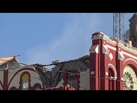 7.2-Magnitude Earthquake Hits Western Part of Haiti
