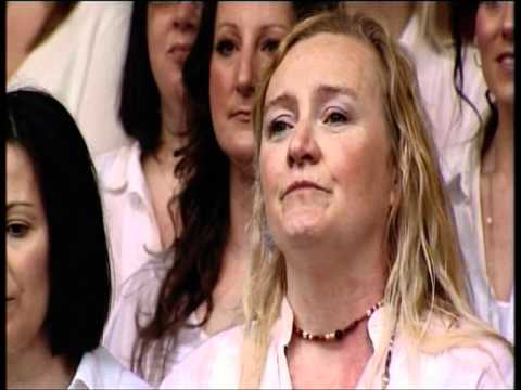 """""""To make you feel my love"""" Bob Dylan. Sung by the North Devon Military Wives And Girlfriends Choir"""