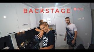 РЕПОРТАЖ: со съемок клипа Sasha Mad feat. Ksenia - Ошибка (2019)