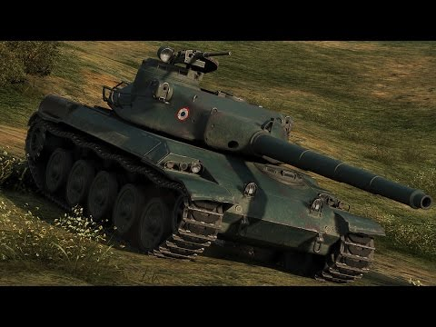 World of Tanks AMX 30 1er prototype - 10 Kills 8,4K Damage