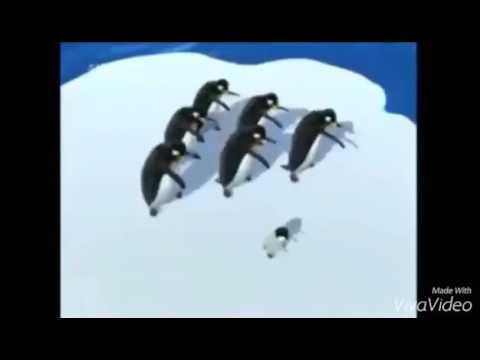 Senam pinguin versi original