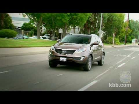 2011 Kia Sportage Review - Kelley Blue Book