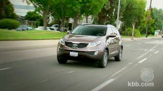 2011 Kia Sportage Review - Kelley Blue Book