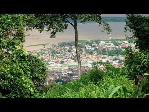 Lokoja, Nigeria - The Confluence town