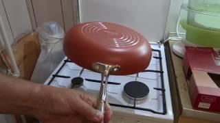 Сковорода RONDELL 26 см Terrakotte TEST