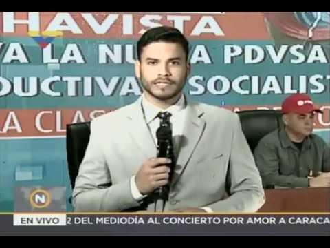 Palabras del Presidente Honorario de Pdvsa, Alí Rodríguez Araque, a trabajadores este 7 de diciembre
