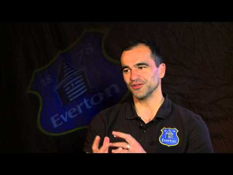Roberto Martinez on his love of Britain