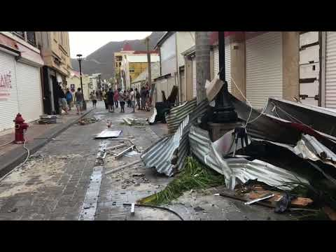 St. Maarten Post Hurricane Irma
