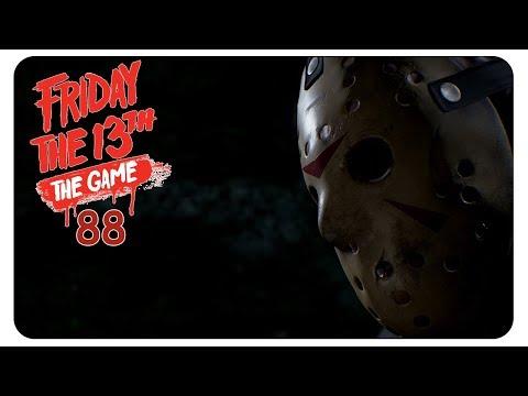 Ich habe Jasons Maske! #88 Friday the 13th: The Game [deutsch] - Gameplay Together