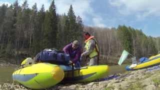Сплав по реке Нугуш - Башкирия 2013 фильм-отчет(, 2013-05-18T20:13:39.000Z)