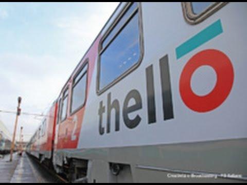 TourMaG.com - Marseille / Milan : Thello vise un million de passagers d'ici 2016