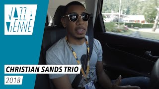 Christian Sands trio - Jazz à Vienne 2018
