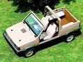 #2620. Fiat panda 4x4 strip italdesign 1980 (Prototype Car)