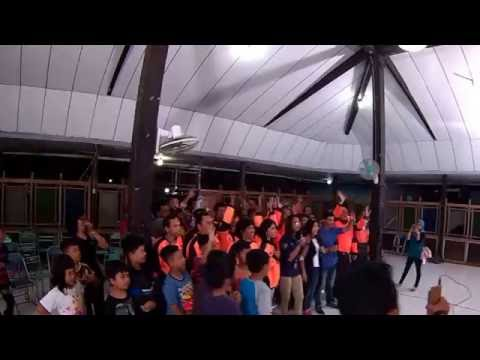 Di balik layar # Net TV live show sule dan andrew stinky dengan warga Kelurahan Sumurboto