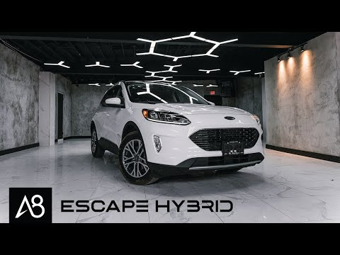 2021 Ford Escape Hybrid   Should You Get This OR The Bronco Sport?