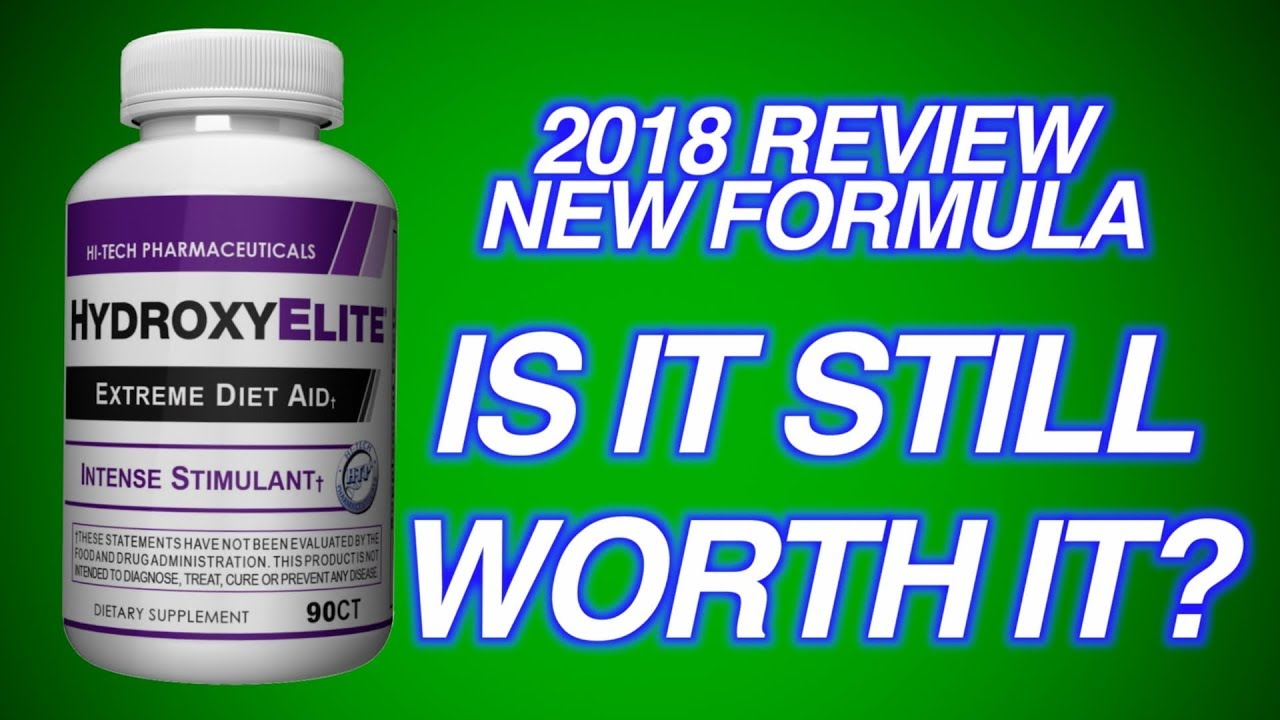 Hydroxyelite By Hi Tech Pharmaceuticals, REVIEW (2019)
