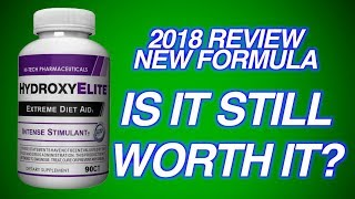 Hydroxyelite By Hi Tech Pharmaceuticals, REVIEW (2018)