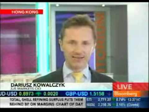 SJS Group Credit analyst talks on Bloomberg