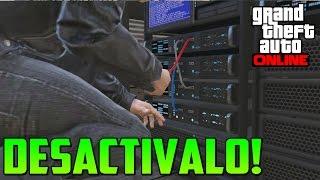 ¡¡¡DESACTIVALO!!! - ATRACOS A BANCOS GTA V ONLINE PS4 - Golpe en el Pacific Standard #4