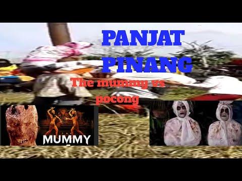 Panjat Pinang TEMA Pocong Dan Mummy