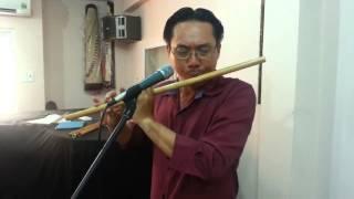 GOING HOME Kenny G - Nsut Đinh Linh | Vietnam Flute