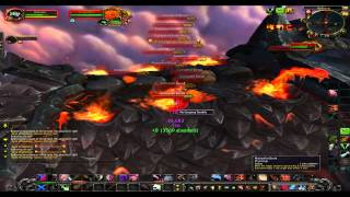 World of warcraft Soloing Spine 25m heroic as a rogue