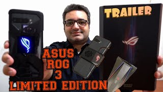 Asus ROG Phone 3 Limited Edition 512gb Unboxing video Teaser l Out soon plz subscribe drsalmanrana