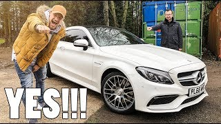I'Ve Bought A Mercedes Amg C63 Coupe!!