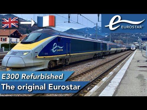 Eurostar (STANDARD) | E300 | London St Pancras 🇬🇧  - Calais Frethun🇫🇷 |