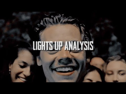 Lights Up By Harry Styles Complete Analysis.