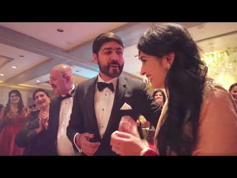 Sanaa and Arjun Highlights January 20th 2018 Henry Hotel DJ Naveen MC Josh
