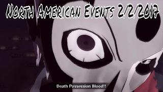 Video Naruto Online: North American Events 2/2/2017 download MP3, 3GP, MP4, WEBM, AVI, FLV Maret 2018
