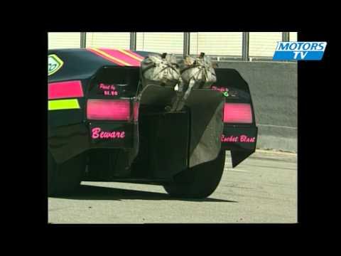 Vincent Limites - Record vitesse dragster Castellet