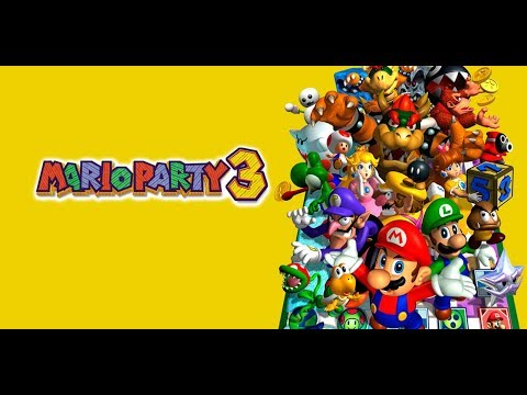 Mario Party 3 Livestream (Mega Duel Night) - KEEP CHAT ENGLISH PLEASE.