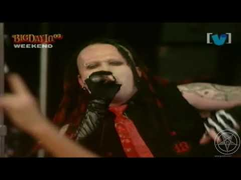 The Murderdolls - Grave Robbing U.S.A (Live At Big Day Out 2003)