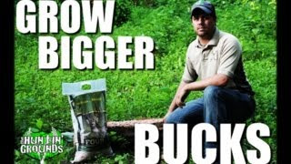 MUST SEE NEW Tip To Grow Bigger Healthier Deer 365 : The Huntin Grounds : Trophy Rock Four65