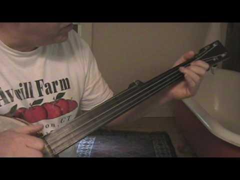 hiram hobbard   clawhammer : ashborn banjo
